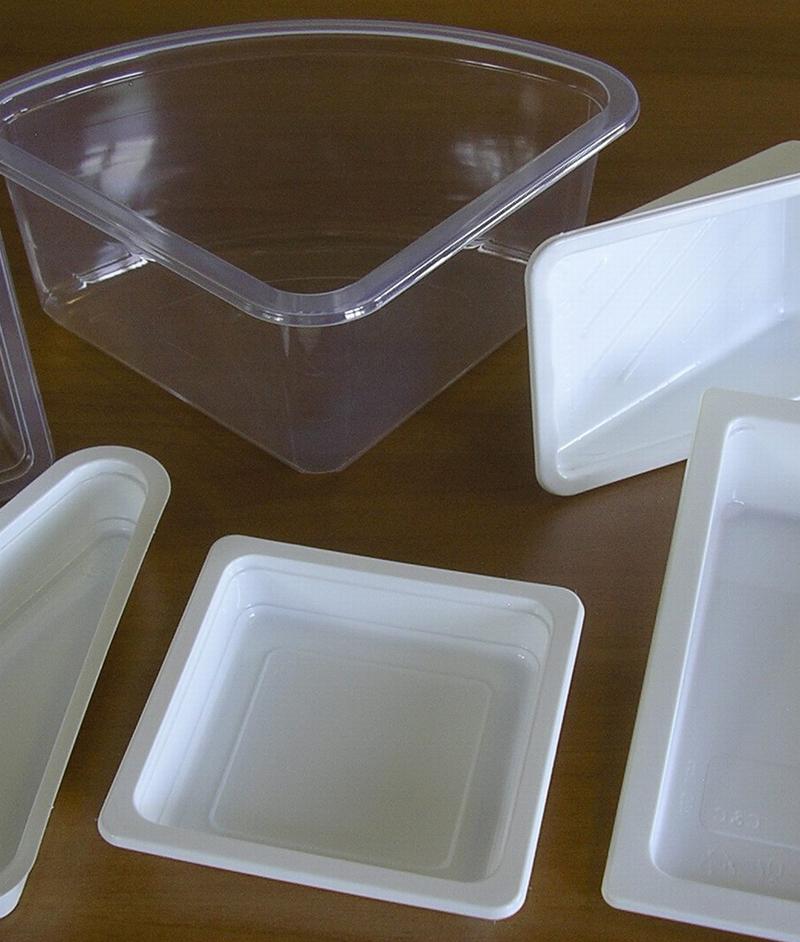 I s p e r srl termoformatura di materie plastiche for Contenitori in pvc per esterni